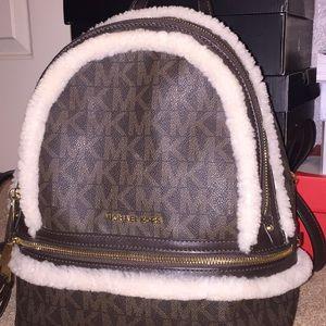 Michael Kora Small Backpack